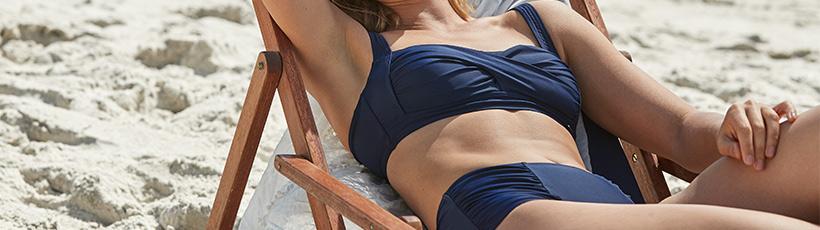 Bikinis som sitter bra, under- och överdel - Gasello